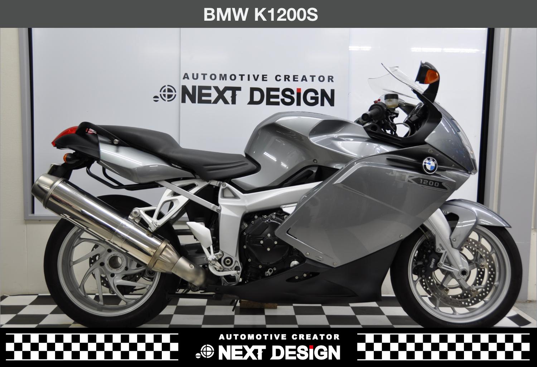 BMW K1200S の紹介