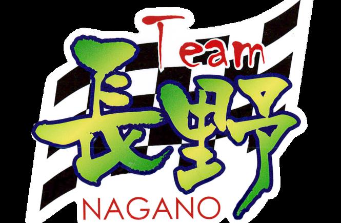 Team長野オリジナルステッカー