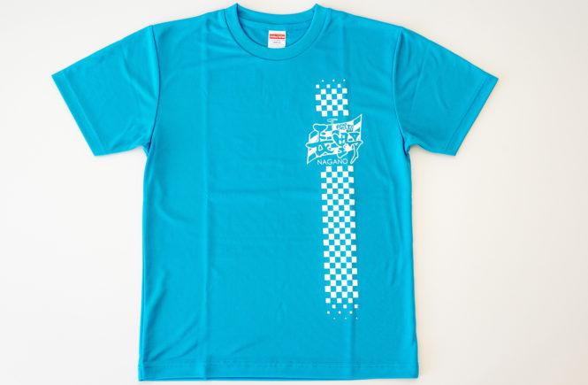 チーム長野オリジナルTシャツ